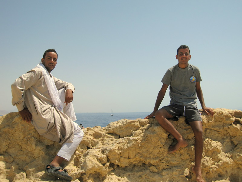 Ras Muhammed - Old Quay - 0005