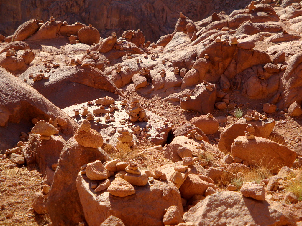 The Mountain of Moses - 0028