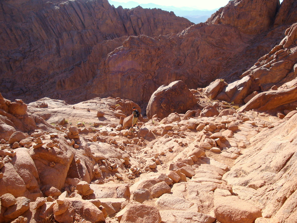 The Mountain of Moses - 0033