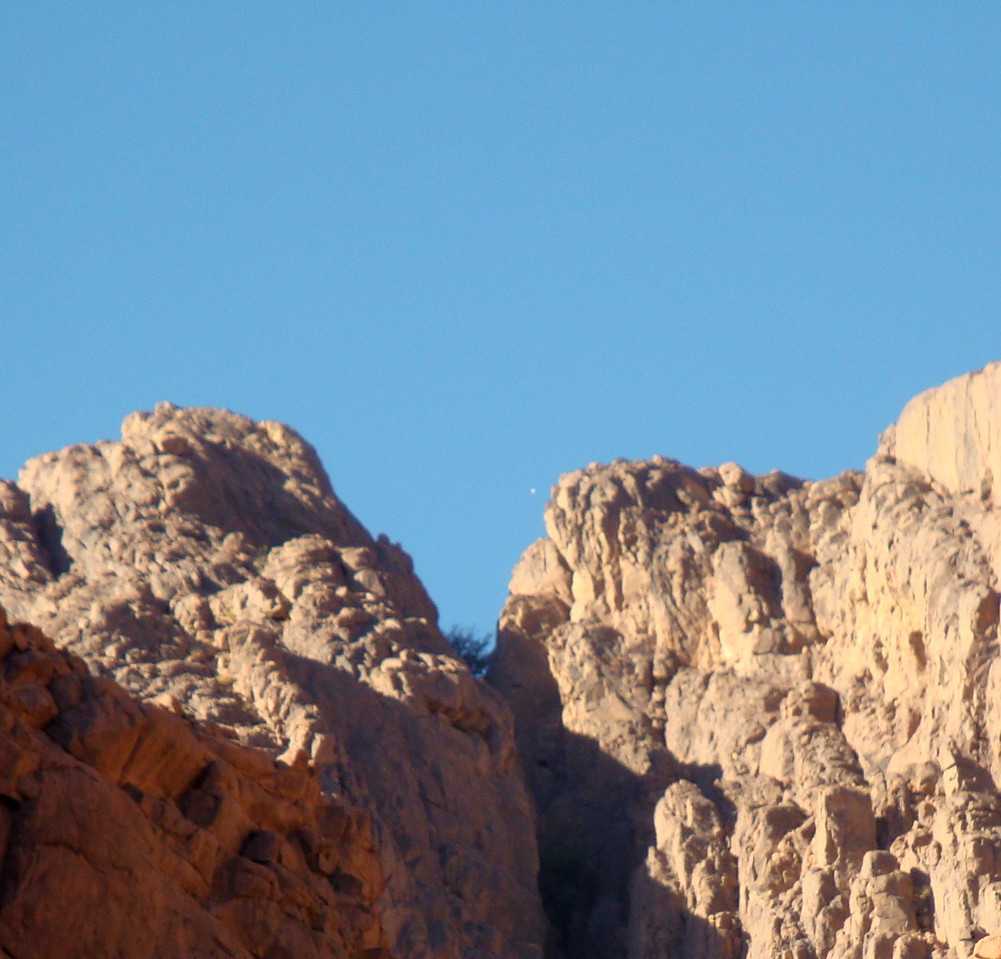 The Mountain of Moses - 0034