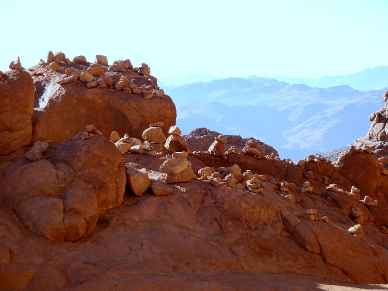 The Mountain of Moses - 0029