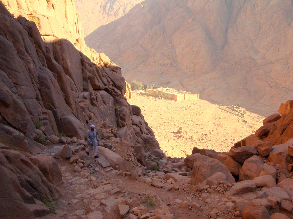 The Mountain of Moses - 0045