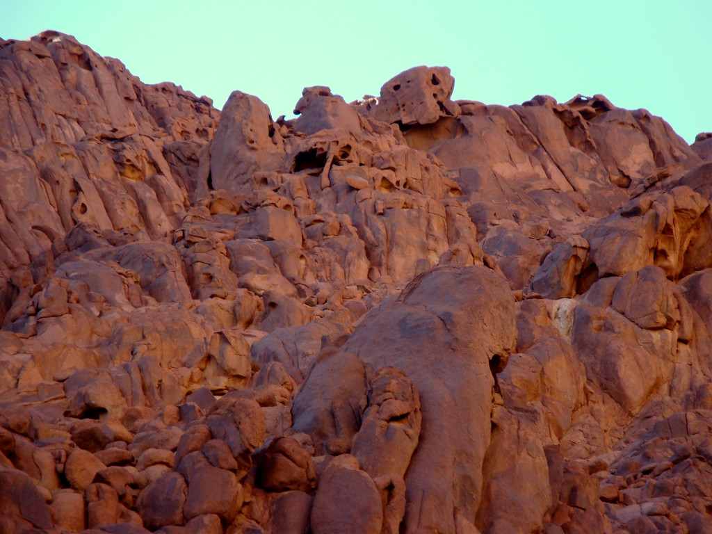 The Mountain of Moses - 0038