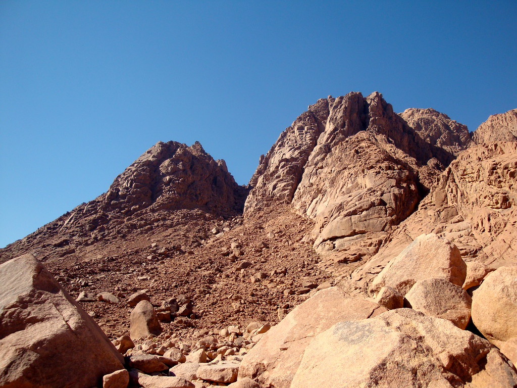 The Mountain of Moses - 0049