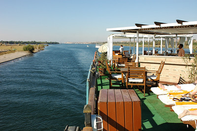 Cruise from Edfu to Kom Ombo