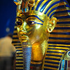 Cairo Museum, King Tut mask