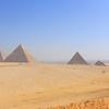 Giza, The great pyramids