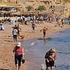 Shark Bay, near our hotel in Sharm-el-Sheikh, Sinai, Egypt  - Dawn & Darlene
