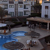 Sunset from our hotel in Sharm-el-Sheikh, Sinai, Egypt, -