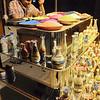 Sharm-el-Sheikh, Egypt - sand designer at our hotel