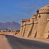 near our hotel in Sharm-el-Sheikh, Sinai, Egypt, our walk to Shark Bay - Castle Disco