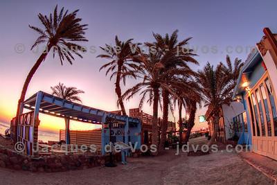 Eel Garden Sunrise  Dahab - Egypt