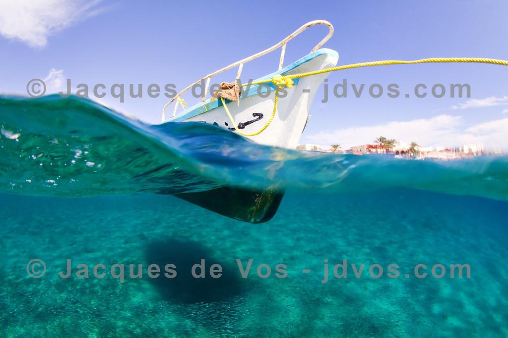 Fishing Boat - Over Under<br /> <br /> Dahab, Egypt