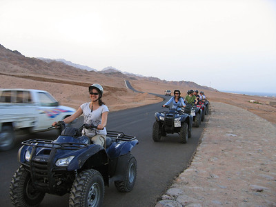 Dahab & Hurghada, April 2009