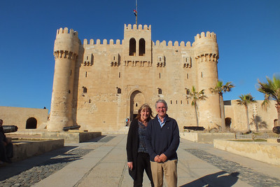 Alexandria Qaitbay Citadel