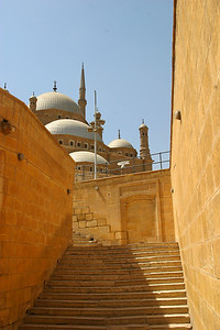 The Mohammed Ali Citadel.  Very impressive.