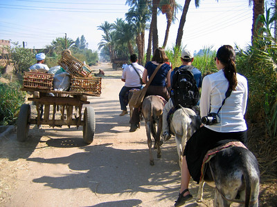 Luxor, April 2009