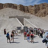 Valley of the Kings. No Photos in tombs.