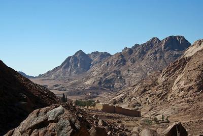 Sinai, April 2009
