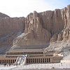 Temple of Queen Hatshepsut. The Polish rebuilt this.