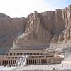 Temple of Queen Hatshepsut. The Polish rebuilt this.