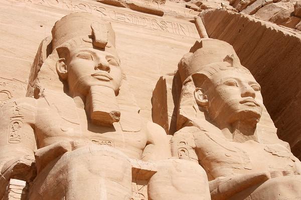 Abu Simbel, Egypt