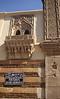 002  Caïro - Straatnaamordje in Koptische wijk
