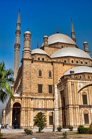 Muhammed Ali Mosque, Egypt.