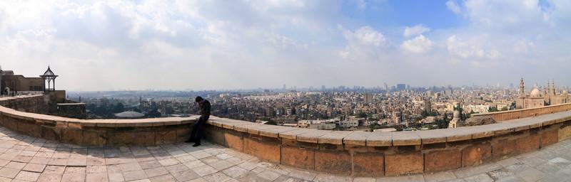 Saladin Citadel - Cairo, Egypt