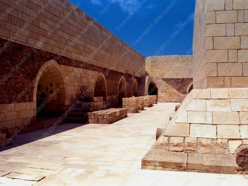 Egpyt - Nile Delta - Rashid - citadel