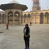 Old mosque in citadel