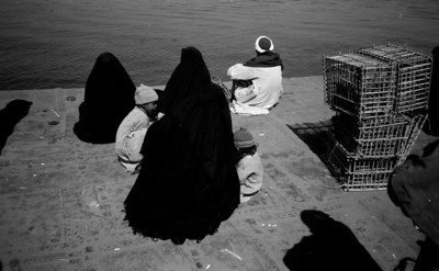 Shot on the local ferry crossing the Nile in Luxor.