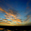 Fatnas Island sunset, Siwa.