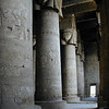 Hypostyle hall of the Temple of Hathor, Dendera.