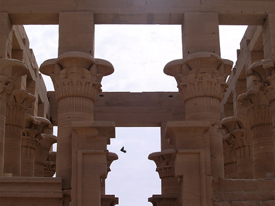 March 31,2011 I had internet connection problems last night and this morning so this is a late post.Egypt. Philae Temple. Sacred Temple to the Goddess Isis.
