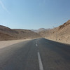 Road leading to the Wadi (Valley) of the King.