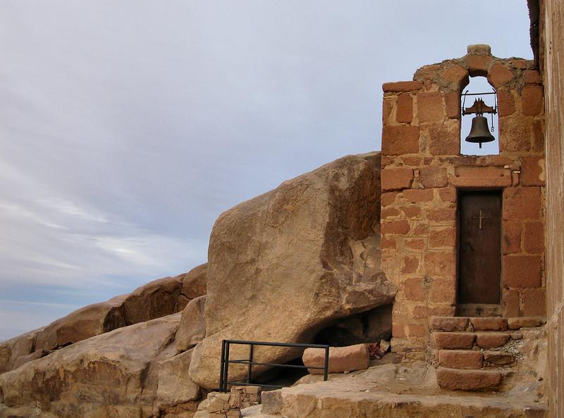 Summit of Mount Sinai