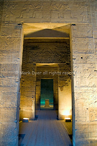 Temple of Isis at Philae - inner sanctum