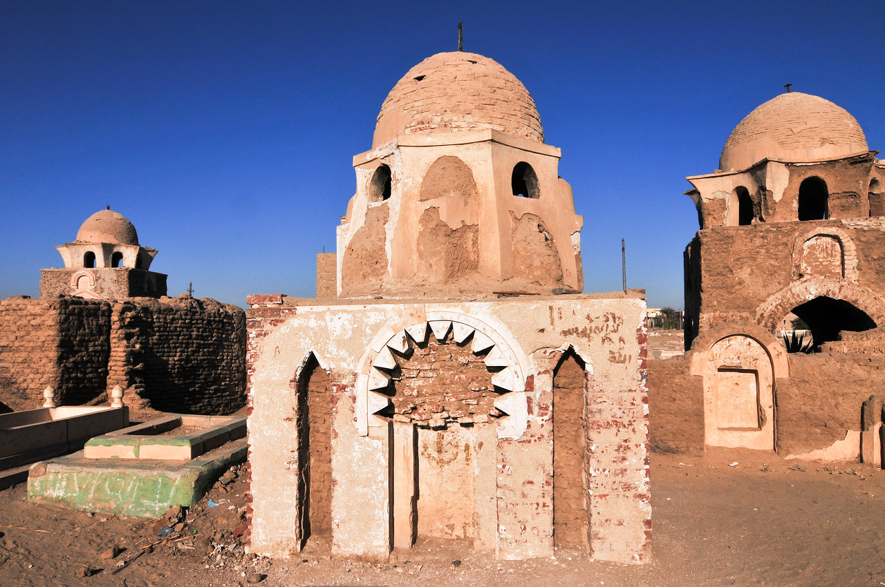 Fatimid Cemetery - Aswan, Egypt