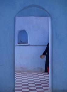 Nubian home, Egypt.