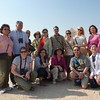This is one big happy family of 15 plus Waleed, our Egypt guide (front, far right).   Stephane was holding the camera.  All wonderful people.  We have tour-mates from Australia, Ireland, Singapore, US and Canada.
