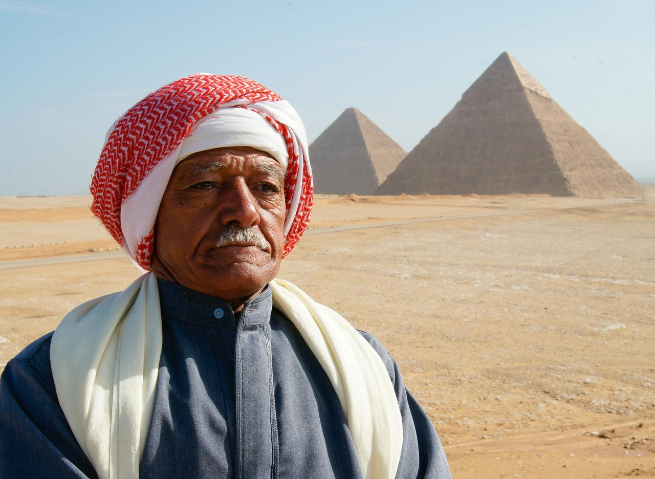 The Majestic Pyramids