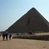 Great Pyramid of Giza - our 1st close encounter with its kind.