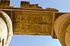 Detail at Karnak Temple
