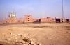 011  Caïro - Gebouwen met rode baksteen en betonnen skelet
