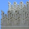 Parapet detail, Busseri Mosque, Anfushi, Alexandria