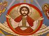 "Ceiling of <a href=""http://en.wikipedia.org/wiki/Copt"">Coptic</a> church, Aswan."