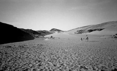 The big desert Aswan