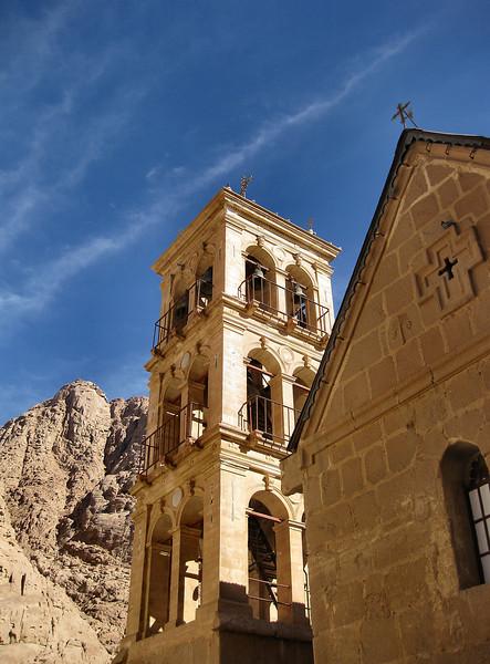 St Catherine's Monastery, Mount Sinai