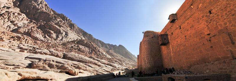 Saint Catherine's Monastery - Sinai Peninsula, Egypt
